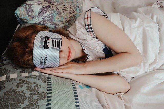 Cheap Travel Sleep Mask