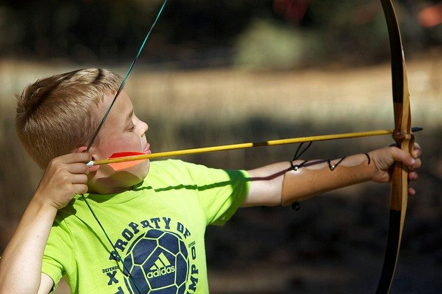 Play with Best Bow and Arrow