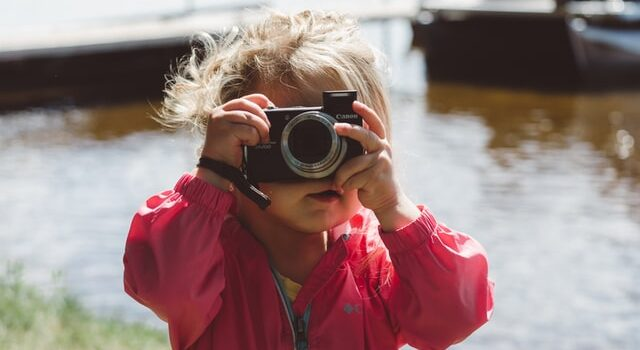 Best Waterproof cameras for kids