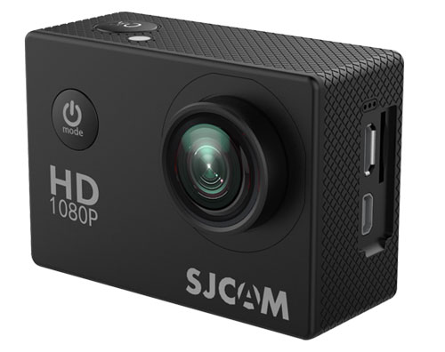Cheap action camera SJCAM SJ4000