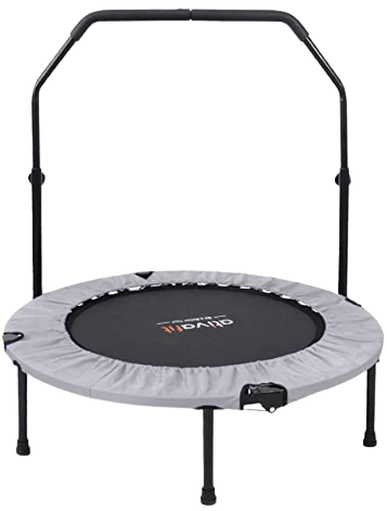 TIVAFIT 40 Foldable Mini Trampoline