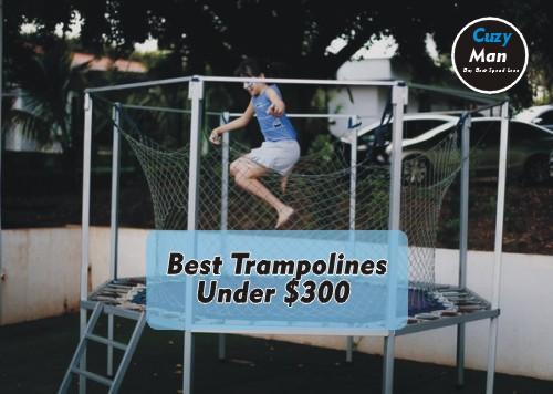 Best Trampoline under 300