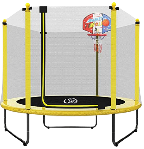 LANGXUN 60 Trampoline for Kids
