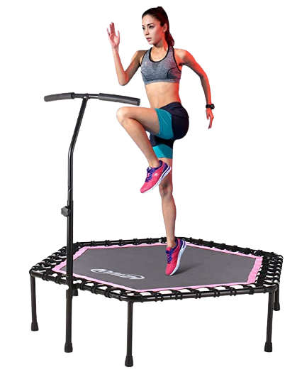 Newan 40-48 Silent Mini Fitness Trampoline