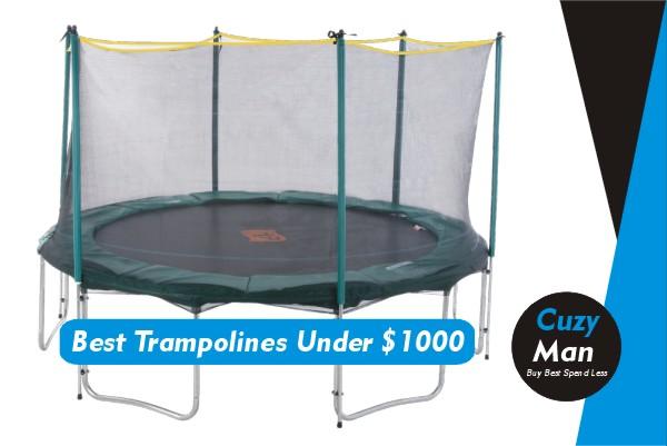 Best Trampoline under 1000