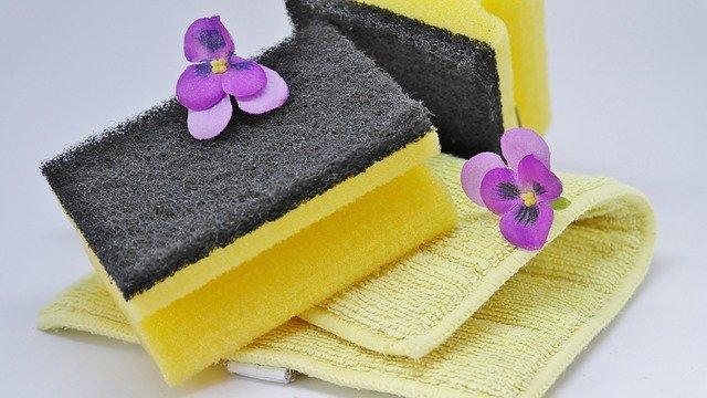 Sponge is alternative to water balloons