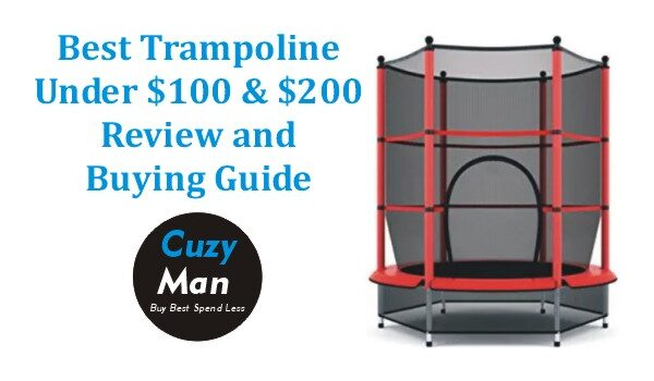 Best trampolines under $50, $100 and $200