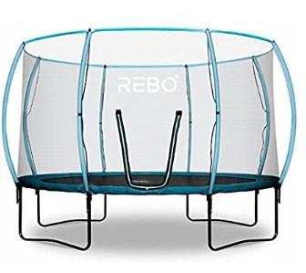 Rebo Jump 12 feet Trampoline for UK