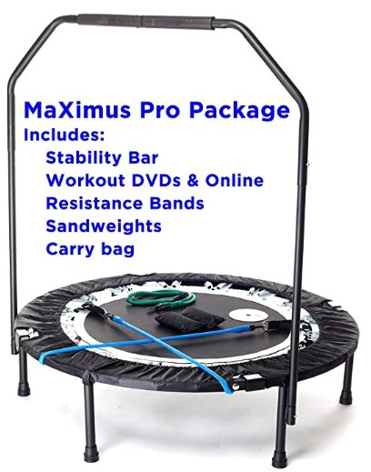 MaXimus PRO Folding Rebounder USA